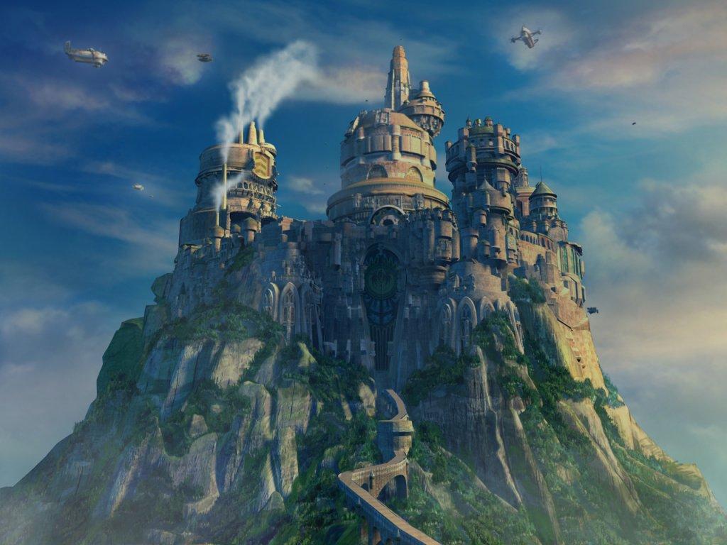 chateau Final Fantasy 9 - Annuaire Web France fonds d'écran Final ...